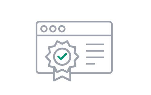 Licencie a certifikácie pre reklamu