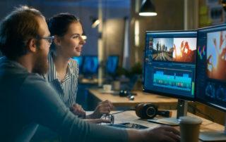 Video obsah, reklamné spoty